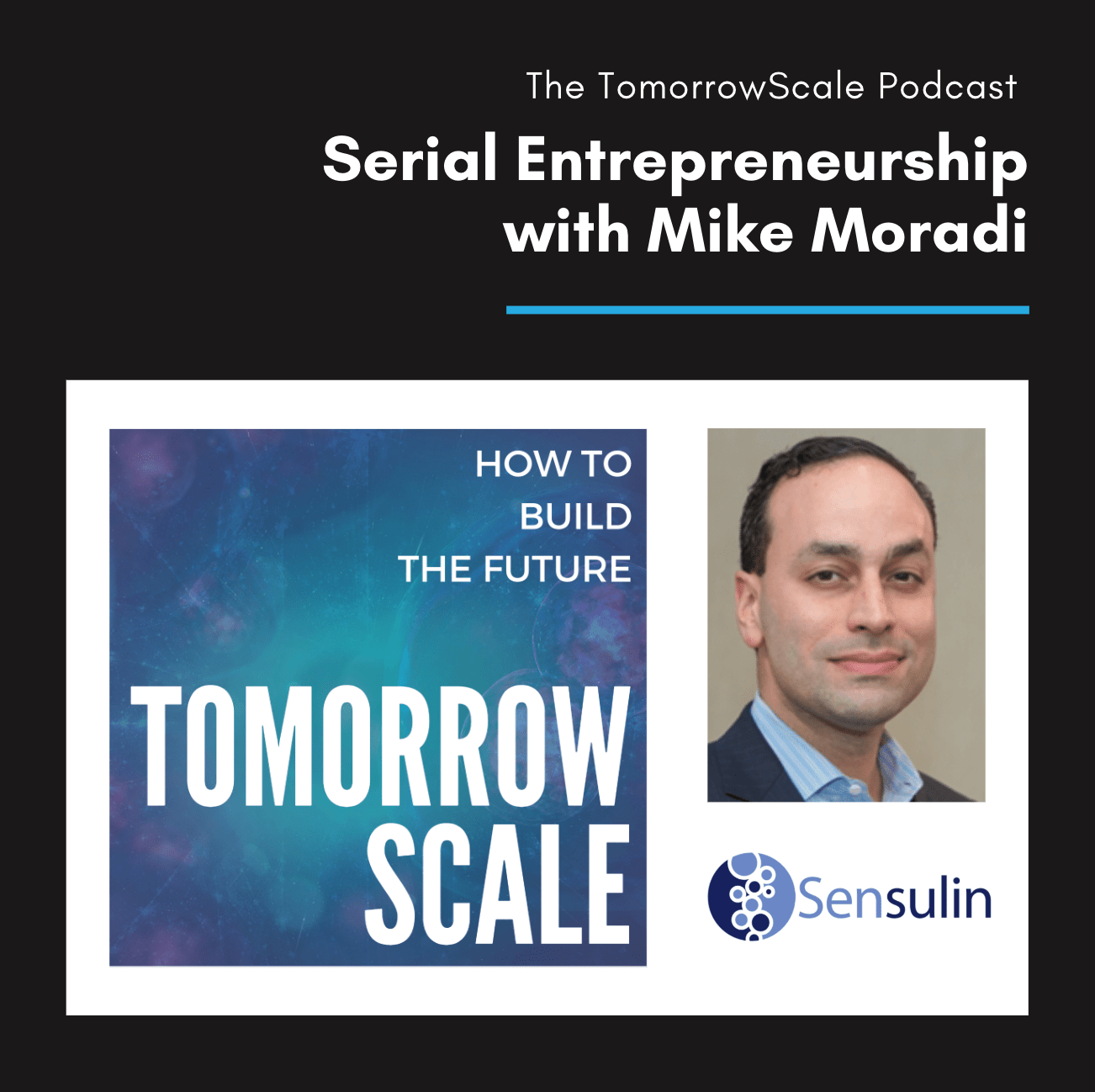 Serial (Hard Science) Entrepreneurship - Sensulin